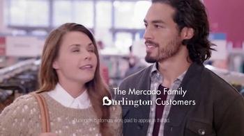 Burlington Coat Factory TV Spot, 'The Mercado Family' - Thumbnail 1