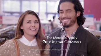 Burlington Coat Factory TV Spot, 'The Mercado Family'
