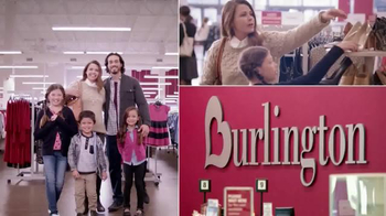 Burlington Coat Factory TV Spot, 'The Mercado Family' - Thumbnail 3