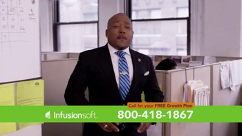 Infusionsoft TV Spot, 'Serious Growth' Featuring Daymond John - Thumbnail 3
