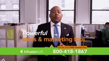Infusionsoft TV Spot, 'Serious Growth' Featuring Daymond John - Thumbnail 4