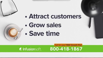 Infusionsoft TV Spot, 'Serious Growth' Featuring Daymond John - Thumbnail 5