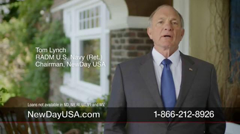 New Day USA TV Spot, 'Homes for Veterans' - Thumbnail 1