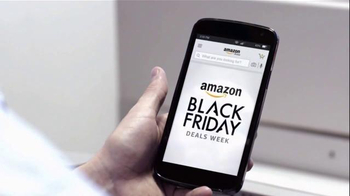 Amazon Black Friday Deals Week TV Spot, 'Office' - Thumbnail 2