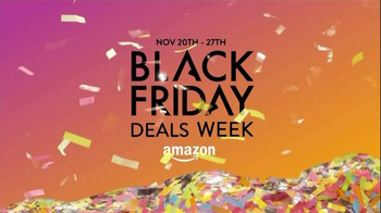 Amazon Black Friday Deals Week TV Spot, 'Office' - Thumbnail 9