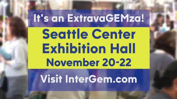International Gem & Jewelry Show Inc. TV Spot, 'Seattle Center' - Thumbnail 4