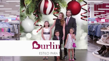 Burlington Coat Factory TV Spot, 'La Familia Mercado' [Spanish] - Thumbnail 8
