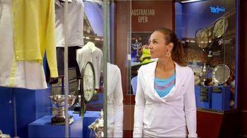 International Tennis Hall of Fame TV Spot, 'Legend' Feat. Martina Hingis