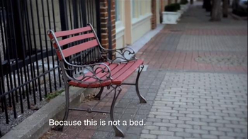 The Salvation Army TV Spot, 'Red Kettle Reason: Not a Bed' - Thumbnail 2