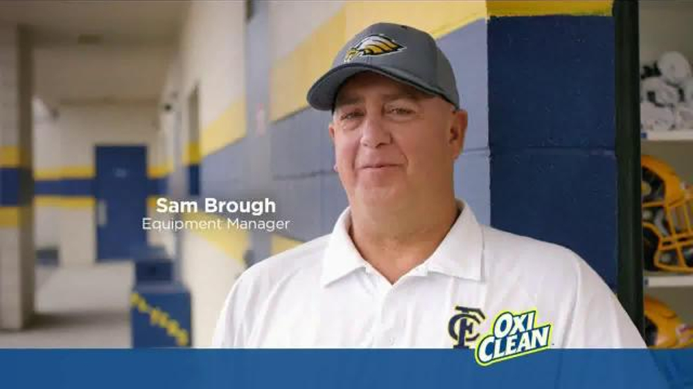 OxiClean Versatile Stain Remover TV Commercial, 'Pride'