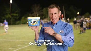 OxiClean Versatile Stain Remover TV Spot, 'Pride' - Thumbnail 8