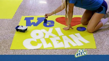 OxiClean Versatile Stain Remover TV Spot, 'Pride' - Thumbnail 6