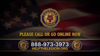 The American Legion TV Spot, 'Help the Legion' - Thumbnail 8