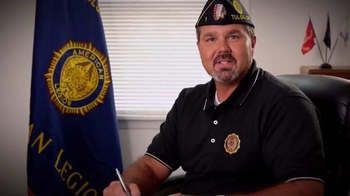 The American Legion TV Spot, \'Help the Legion\'