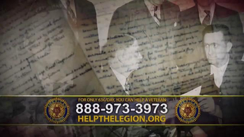 The American Legion TV Spot, 'Help the Legion' - Thumbnail 3