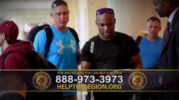 The American Legion TV Spot, 'Help the Legion' - Thumbnail 4