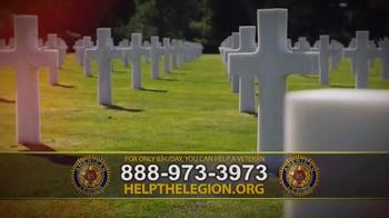 The American Legion TV Spot, 'Help the Legion' - Thumbnail 5