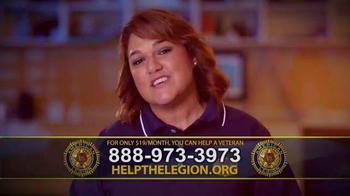 The American Legion TV Spot, 'Help the Legion' - Thumbnail 6