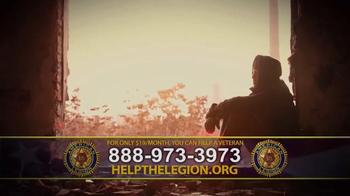 The American Legion TV Spot, 'Help the Legion' - Thumbnail 7