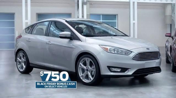 Ford Black Friday Pricing Event TV Spot, 'Inside Deal: Fusion' - Thumbnail 3