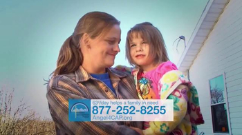 Christian Appalachian Project TV Spot, 'Changing Lives' Feat. Martin Sheen - 2 commercial airings