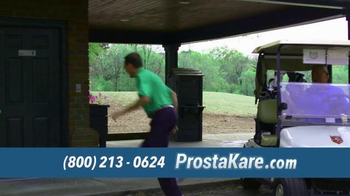 ProstaKare TV Spot, 'Wake Up Refreshed' Featuring Lanny Wadkins