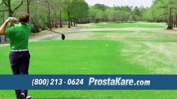 ProstaKare TV Spot, 'Wake Up Refreshed' Featuring Lanny Wadkins - 6 commercial airings