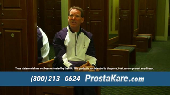 ProstaKare TV Spot, 'Wake Up Refreshed' Featuring Lanny Wadkins - Thumbnail 6