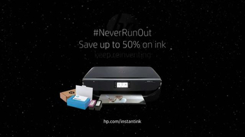 HP Instant Ink TV Spot, 'Star Wars Epic Battle With Instant Ink' - Thumbnail 9
