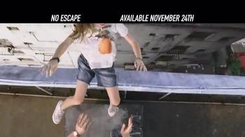 No Escape Home Entertainment TV Spot
