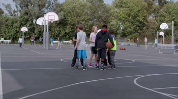 Kids Foot Locker TV Spot, 'Just Like the Pros' Featuring Stephen Curry - Thumbnail 1