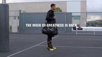 Kids Foot Locker TV Spot, 'Just Like the Pros' Featuring Stephen Curry - Thumbnail 9