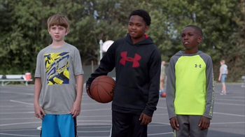 Kids Foot Locker TV Spot, 'Just Like the Pros' Featuring Stephen Curry - Thumbnail 8