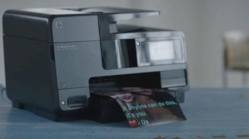 HP Printer TV Spot, 'The Big Day' - Thumbnail 7