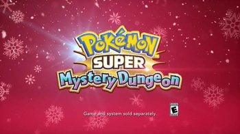 Nintendo 3DS Pokemon Super Mystery Dungeon TV Spot, 'Disney Channel: Team' - Thumbnail 6