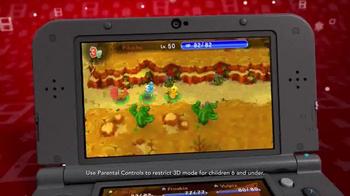Nintendo 3DS Pokemon Super Mystery Dungeon TV Spot, 'Disney Channel: Team' - Thumbnail 1