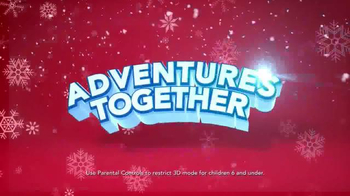 Nintendo 3DS Pokemon Super Mystery Dungeon TV Spot, 'Disney Channel: Team' - Thumbnail 2