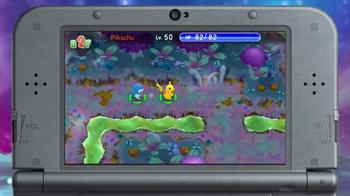 Nintendo 3DS Pokemon Super Mystery Dungeon TV Spot, 'Disney Channel: Team' - Thumbnail 3