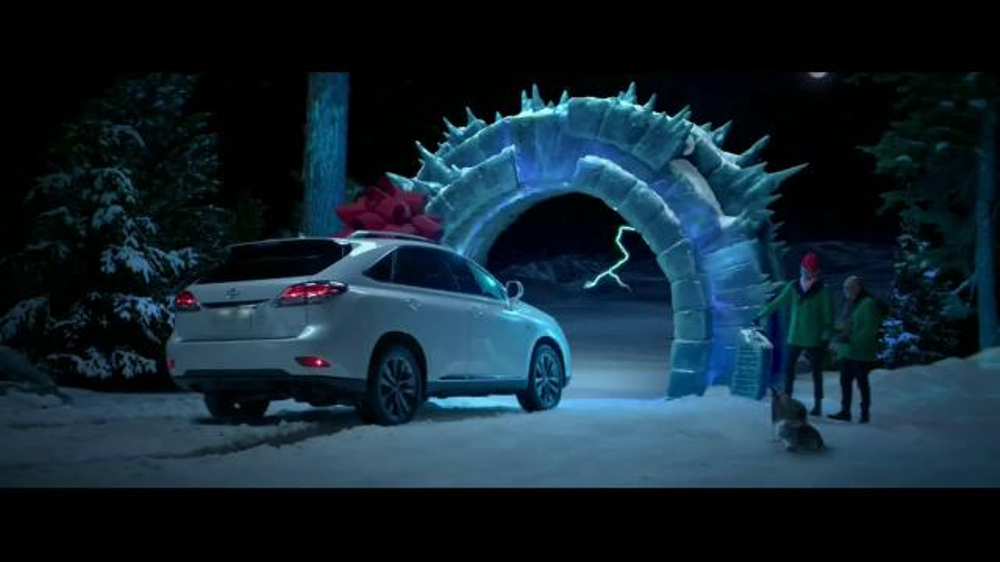 Lexus December To Remember Sales Event TV Commercial, U0027Teleporteru0027    ISpot.tv
