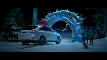 Lexus December to Remember Sales Event TV Spot, 'Teleporter' - 527 commercial airings