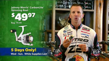 Bass Pro Shops Thanksgiving 5-Day Sale TV Spot, 'Rain Gear and Hoodies' - Thumbnail 7