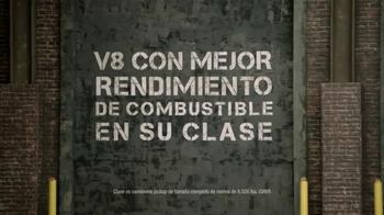 Chevrolet Silverado TV Spot, 'Mejor en su clase: Portones' [Spanish] - Thumbnail 3