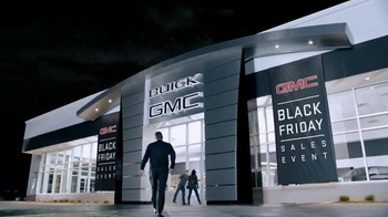 GMC Black Friday Sales Event TV Spot, 'Store Camping' - 625 commercial airings