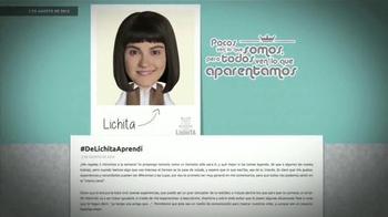Univision TV Spot, 'Lichita.com' [Spanish] - 8 commercial airings