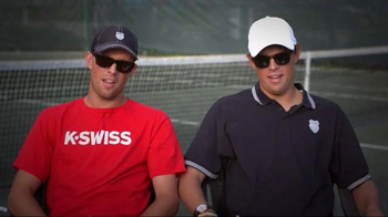Tennis Ventures TV Spot, 'Be There. Stay There. Play There.' - Thumbnail 10