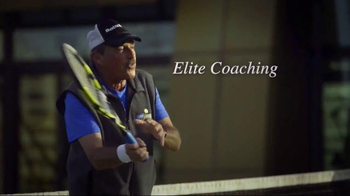 Tennis Ventures TV Spot, 'Be There. Stay There. Play There.' - Thumbnail 4