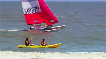 Sea Island TV Spot, 'A Variety of Experiences' Featuring Davis Love III - Thumbnail 7
