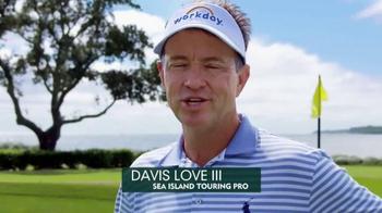 Sea Island TV Spot, 'A Variety of Experiences' Featuring Davis Love III - Thumbnail 9