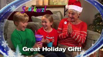 Snackeez TV Spot, 'Holiday Cheer'