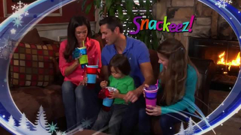 Snackeez TV Spot, 'Holiday Cheer' - Thumbnail 2